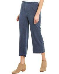 525 America Vintage Wash Woven Pant - Blue