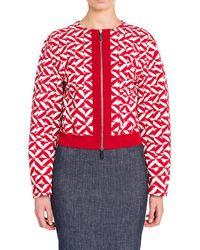 Giorgio Armani Jacket - Red
