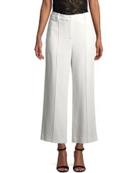 Adam Lippes - Cropped Trousers - Lyst