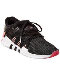 adidas Eqt Racing Advance Original Running Shoe - Black