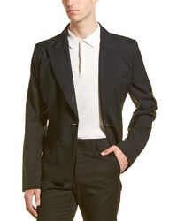 Tom Ford Wool Blazer - Black