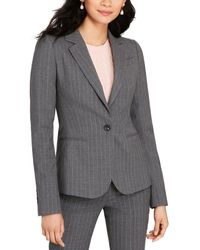 Brooks Brothers Wool-blend Jacket - Grey