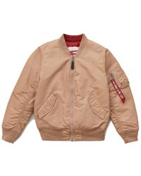 Alpha Industries 1 Blood Chit Flight Jacket - Multicolor
