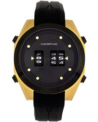 Morphic M76 Series Watch - Black