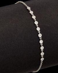 Meira T - 14k 0.27 Ct. Tw. Diamond& Bracelet - Lyst