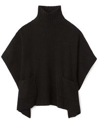 Rebecca Minkoff Serina Wool-blend Jumper - Black