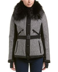 Moncler - Mongie Wool-blend Jacket - Lyst