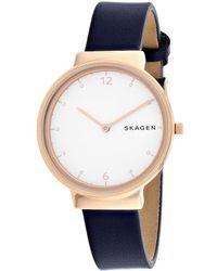 Skagen - Women's Ancher Watch - Lyst