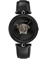 Versace Women's Palazzo Empire Quartz Watch, 39mm - Black