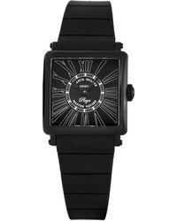 Franck Muller Master Squar Watch - Black