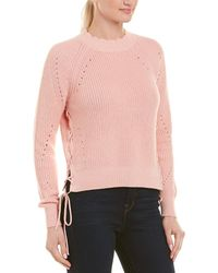 Joie Adanya Cashmere-blend Sweater - Pink