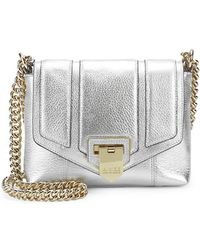 Aimee Kestenberg Zanne Crossbody Bag - Metallic