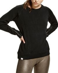 Vimmia - Soothe Zip Sleeve Pullover - Lyst