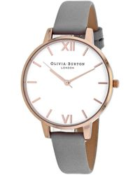 Olivia Burton Classic Watch - Metallic