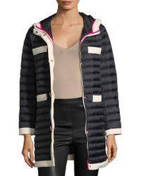 Kate Spade Packable Down Jacket - Black
