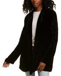 Johnny Was Kasumi Hoodie - Black