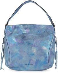 Aimee Kestenberg Presley Leather Hobo Bag - Multicolour