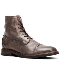 Frye Murray Leather Boot - Brown