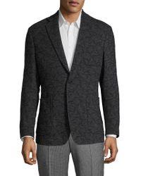 Billy Reid - Rustin Wool Jacquard Sportcoat - Lyst