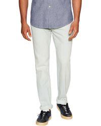 Levi's - 514 Slim Straight Milkweed Jeans - Lyst