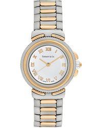 Heritage Tiffany & Co. Tiffany & Co. Ladies Watch, Circa 1990s - Metallic