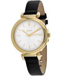DKNY - Women's Ellington Watch - Lyst