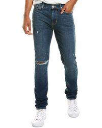 Hudson Jeans Ace Zuri Skinny Leg Jean - Blue