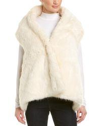 Stella McCartney Fuzzy Vest - White