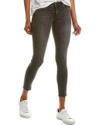 Joe's Jeans Joe?s Jeans Mid-rise Daytona Skinny Ankle Cut Jean - Green