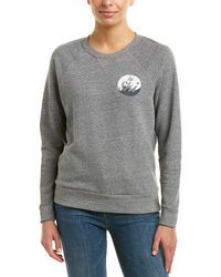Sol Angeles Le Ski Pullover - Gray