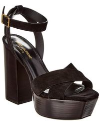d5c41a4567 Lyst - Saint Laurent Farrah - Women's Saint Laurent Farrah Heels