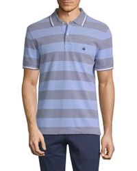 Brooks Brothers - Stripe Rugby Polo - Lyst