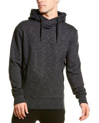 Superdry Urban Athletic Overhead Hoodie - Black