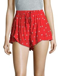 State Of Being | Shadow Spot Shorts | Lyst