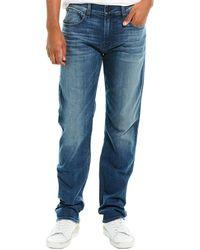 Hudson Jeans Byron Adrian Straight Leg - Blue