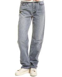 GRLFRND Mica Straight Leg Jean - Black
