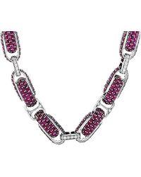 Roberto Coin 18k 24.25 Ct. Tw. Diamond Necklace - Multicolour