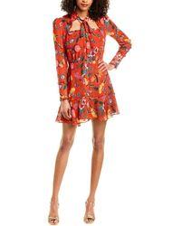 Alexis Morgana Mini Dress - Red