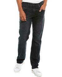 Hudson Jeans Byron Straight Leg - Black