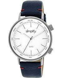 Simplify - Unisex The 3000 Watch - Lyst
