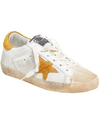 Golden Goose Deluxe Brand - Superstar Technical Mesh Low Top Sneaker - Lyst