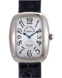 Franck Muller Women's 18k Watch - Metallic