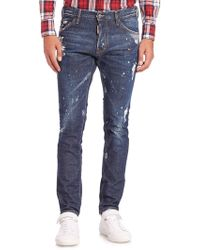 Viktor & Rolf - Cool Guy Washed Jeans - Lyst