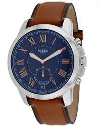 Fossil Barstow Smartwatch - Blue
