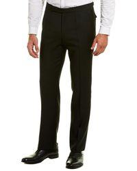 Versace Collection Men/'s Charcoal 100/% Wool Dress Pants Size 32 34 36 38