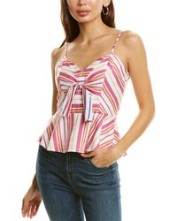 Parker Whitney Top - Red