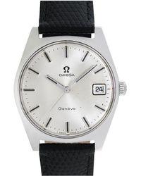 Omega Omega 1970s Men's Geneve Watch - Metallic