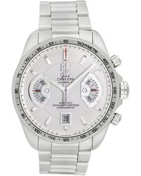 Tag Heuer Tag Heuer Men's Grand Carrera Watch, Circa 2000s - Metallic