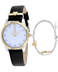 Just Cavalli Women's Vale Watch - White