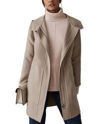 Reiss Coat - Multicolour